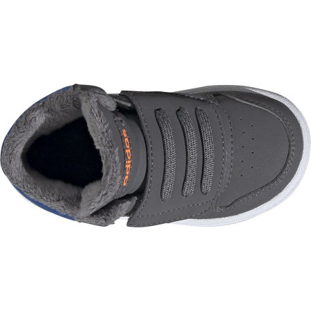 Детски кецове - adidas HOOPS MID 2.0 I - 4