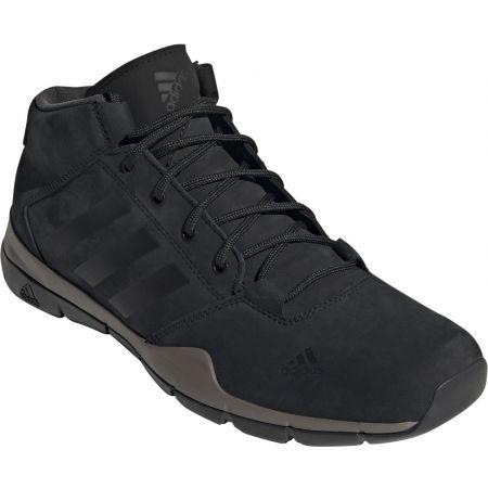 adidas ANZIT DLX MID - Pánska vychádzková obuv