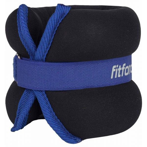 Fitforce ANKLE 1,5 KG  1,5 KG - Závaží na kotníky