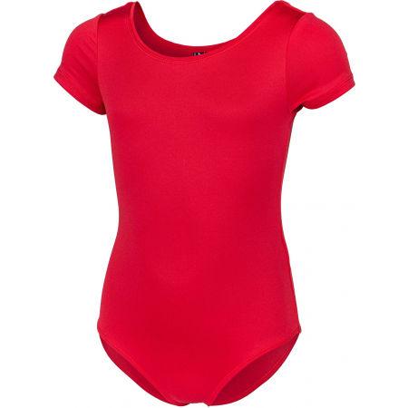 Dievčenský gymnastický dres - Aress ARABELA - 2