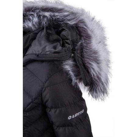 Dievčenský zimný kabát - Lotto MARNIE - 5