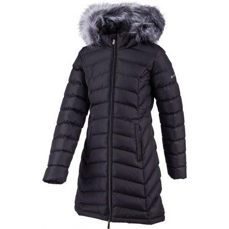Dievčenský zimný kabát - Lotto MARNIE - 2
