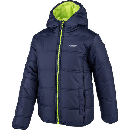 Boys' quilted jacket - Lewro HEKTOR - 2