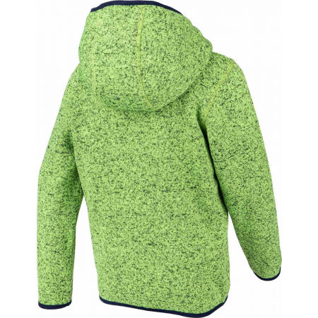 Women's fleece sweatshirt - Lewro SOLON - 3