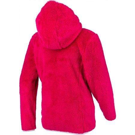 Girls' fleece sweatshirt - Lewro SHEILA - 3