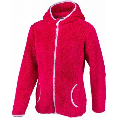 Girls' fleece sweatshirt - Lewro SHEILA - 2