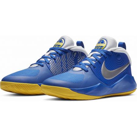 Children's basketball shoes - Nike TEAM HUSTLE D9 - 3