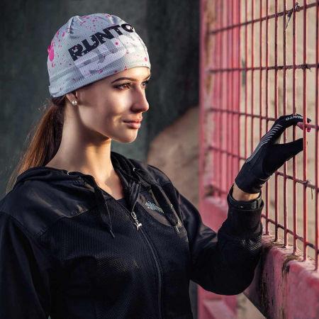 Športová čiapka - Runto POLLY SPLASH - 2