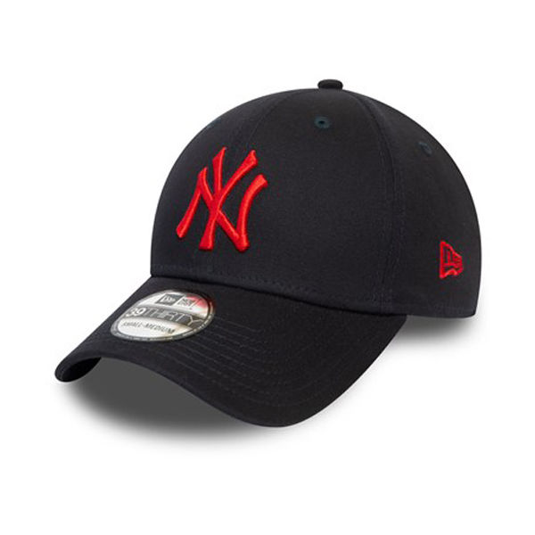 New Era 39THIRTY ESSENTIAL MLB NEW YORK YANKEES  M/L - Klubová kšiltovka