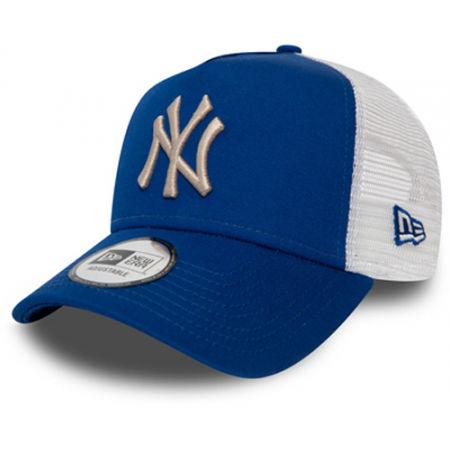 Klubová šiltovka - New Era 9FORTY TRUCKER MLB NEW YORK YANKEES - 1