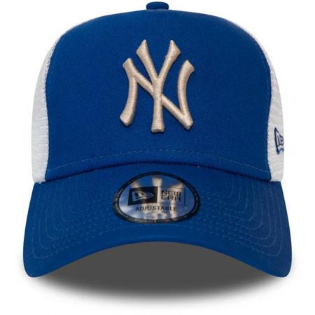 Klubová šiltovka - New Era 9FORTY TRUCKER MLB NEW YORK YANKEES - 2