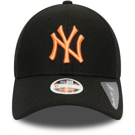 Șapcă damă - New Era 9FORTY DIAMOND ERA MLB NEW YORK YANKEES - 2
