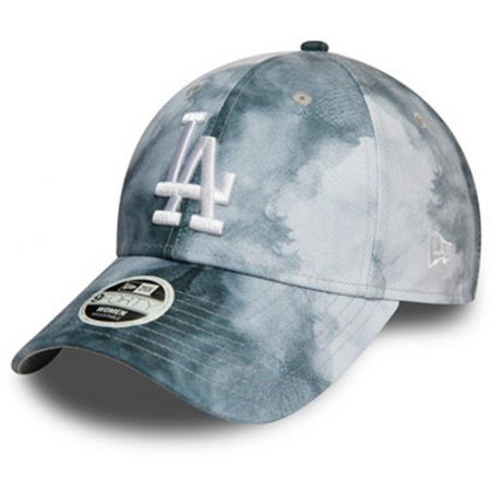 New Era 9FORTY WOMENS TIE DYE MLB LOS ANGELES DODGERS - Klubová šiltovka