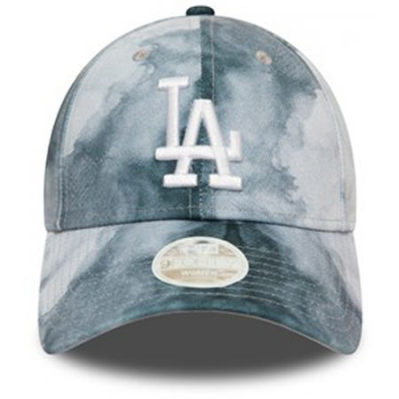 Klubová šiltovka - New Era 9FORTY WOMENS TIE DYE MLB LOS ANGELES DODGERS - 2