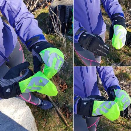 Unisex winter sports gloves - Runto RT-COVER - 10
