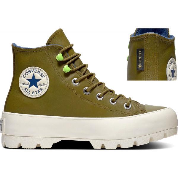 Converse CHUCK TAYLOR ALL STAR LUGGED WINTER  40 - Dámska členková obuv