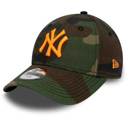 New Era 9FORTY KID ESSENTIAL MLB NEW YORK YANKEES - Детска шапка с козирка