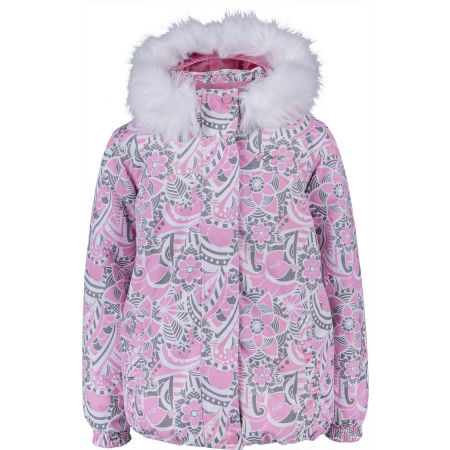 Lewro ESET - Girls' winter jacket
