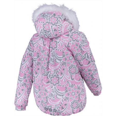 Dievčenská zimná bunda - Lewro ESET - 3