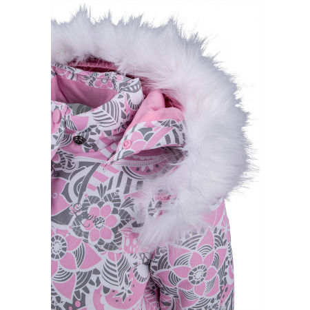 Girls' winter jacket - Lewro ESET - 4