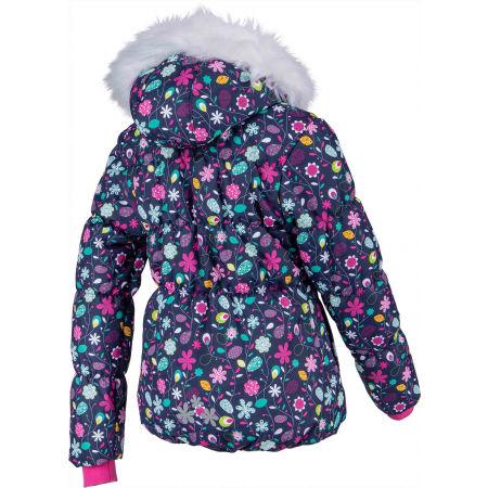 Winterjacke für Mädchen - Lewro SACHET - 3