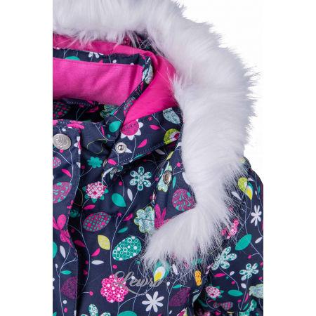 Winterjacke für Mädchen - Lewro SACHET - 4