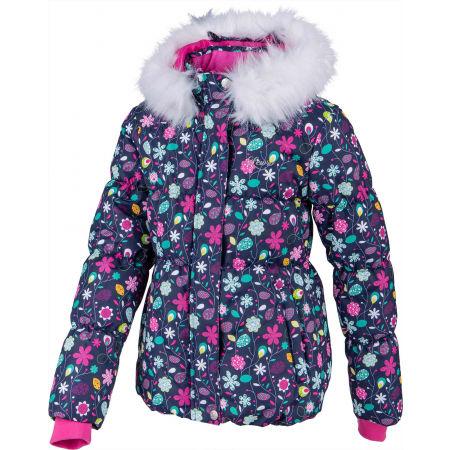 Winterjacke für Mädchen - Lewro SACHET - 2