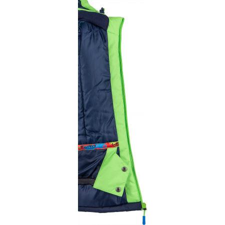 Boys' winter jacket - Lewro SEVAN - 4
