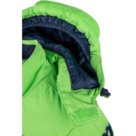 Boys' winter jacket - Lewro SEVAN - 5