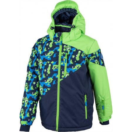 Boys' winter jacket - Lewro SEVAN - 2