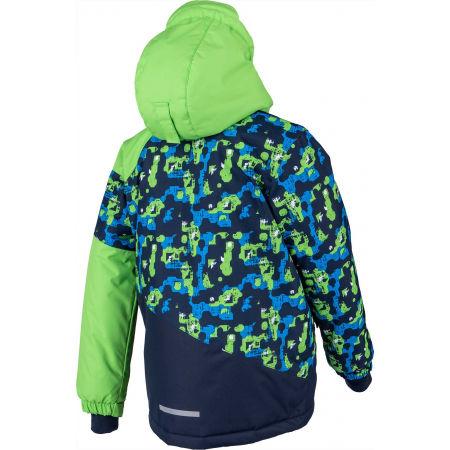 Boys' winter jacket - Lewro SEVAN - 3