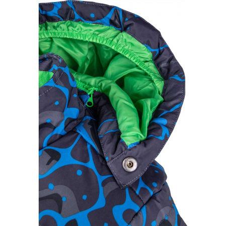 Chlapecká zimní bunda - Lewro PALMER - 5