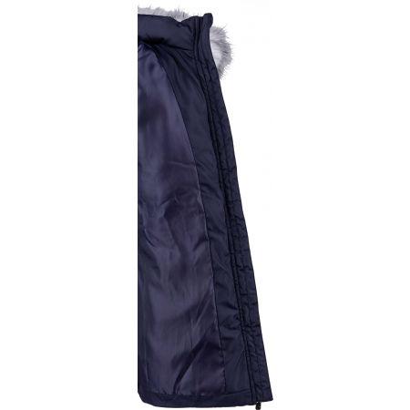 Dievčenský zimný kabát - Lewro NETY - 4