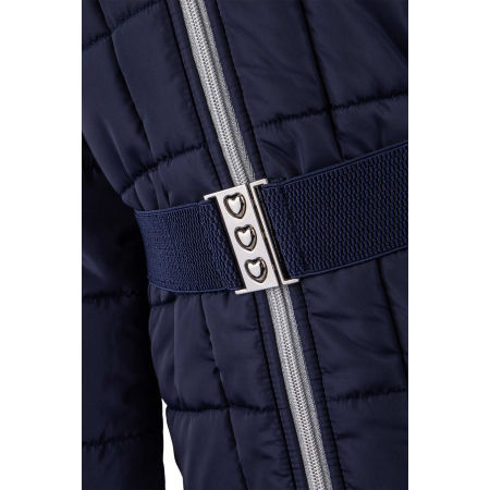 Dievčenský zimný kabát - Lewro NETY - 5