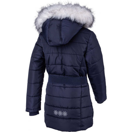 Dievčenský zimný kabát - Lewro NETY - 3