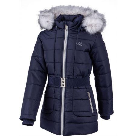 Dievčenský zimný kabát - Lewro NETY - 2