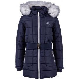 Lewro NETY - Dievčenský zimný kabát