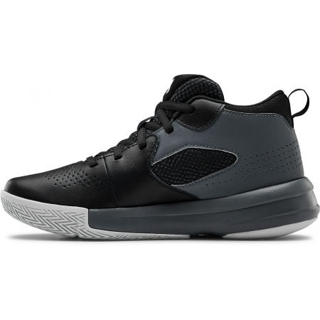 Children's basketball shoes - Under Armour GS LOCKDOWN 5 - 2