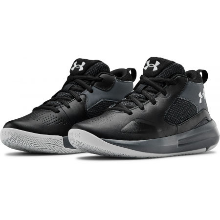 Children's basketball shoes - Under Armour GS LOCKDOWN 5 - 3
