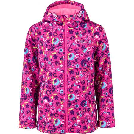 Lewro ROZALIN - Dievčenská softshellová bunda