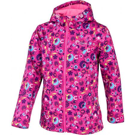 Dívčí softshellová bunda - Lewro ROZALIN - 2