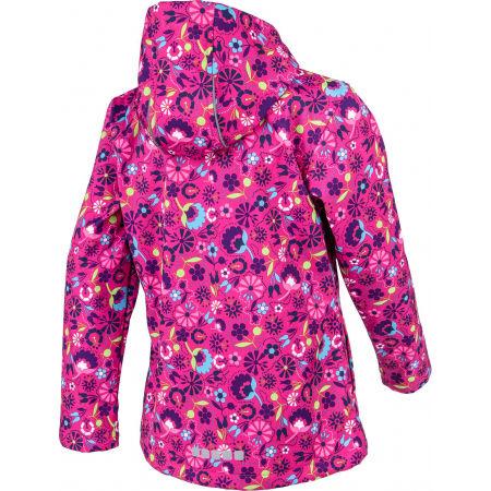 Dívčí softshellová bunda - Lewro ROZALIN - 3