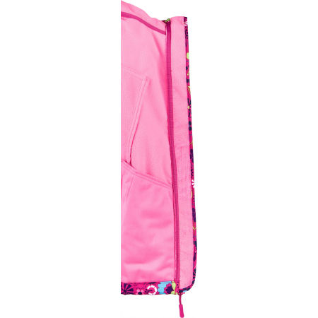 Dívčí softshellová bunda - Lewro ROZALIN - 4