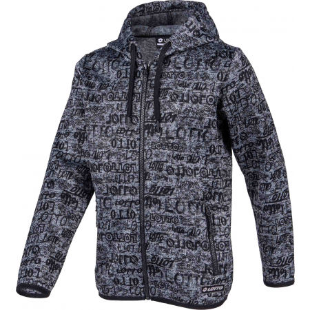 Детски пуловер - Lotto JAMESON - 2