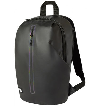New Era ZIP THROUGH BLACK RUCKSACK - Plecak