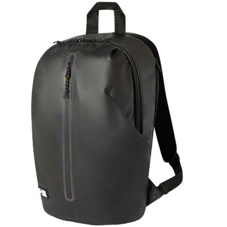 Plecak - New Era ZIP THROUGH BLACK RUCKSACK - 1