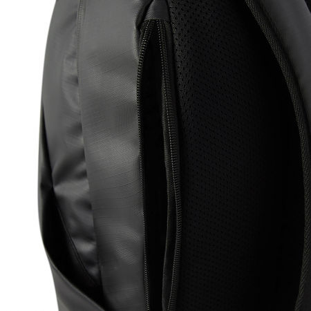 Plecak - New Era ZIP THROUGH BLACK RUCKSACK - 2