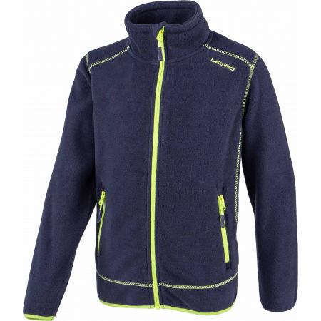 Boys' fleece sweatshirt - Lewro NYAS - 2