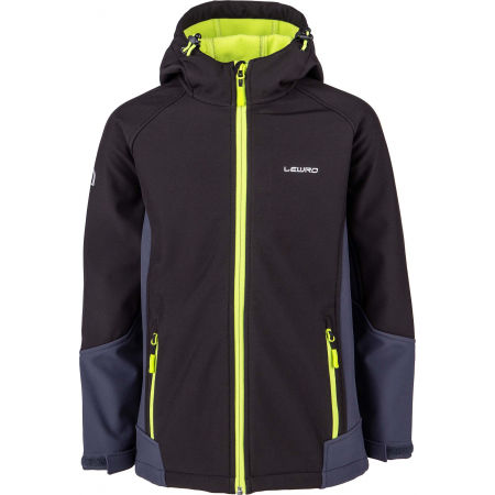 Lewro STIG - Boys' softshell jacket