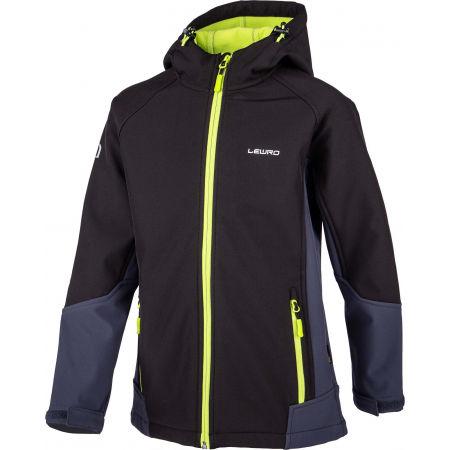 Boys' softshell jacket - Lewro STIG - 2